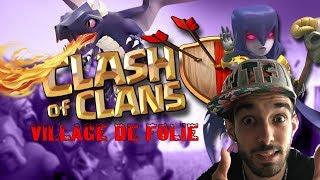 CLASH OF CLANS JE MONTE UN VILLAGE DE FOLIE !