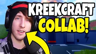 ROBLOX JAILBREAK WITH KREEKCRAFT | GLITCHED EASTER EGGS? | HE SCAMMED ME!