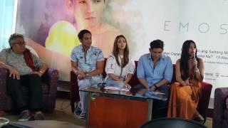 """Orlando Sol Launches His Carrier Single """"Kailan Darating Ang Ayoko Na?""""  Presscon"""