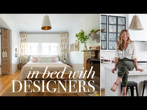 See This Designer's Boho-Style Bedroom