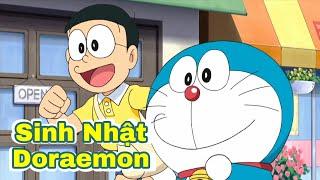 Hoạt hình Doraemon tập dài mới nhất 2021 | Tập Đặc Biệt Sinh Nhật Của Doremon