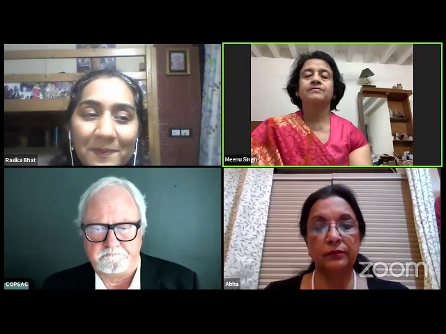 Gynaecologists & Pediatricians 1 hour Live Webinar Dr. Abha Majumdar World Leading Experts