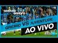 [AO VIVO] Grêmio x Juventude (Grêmio Rádio Umbro) l GrêmioTV