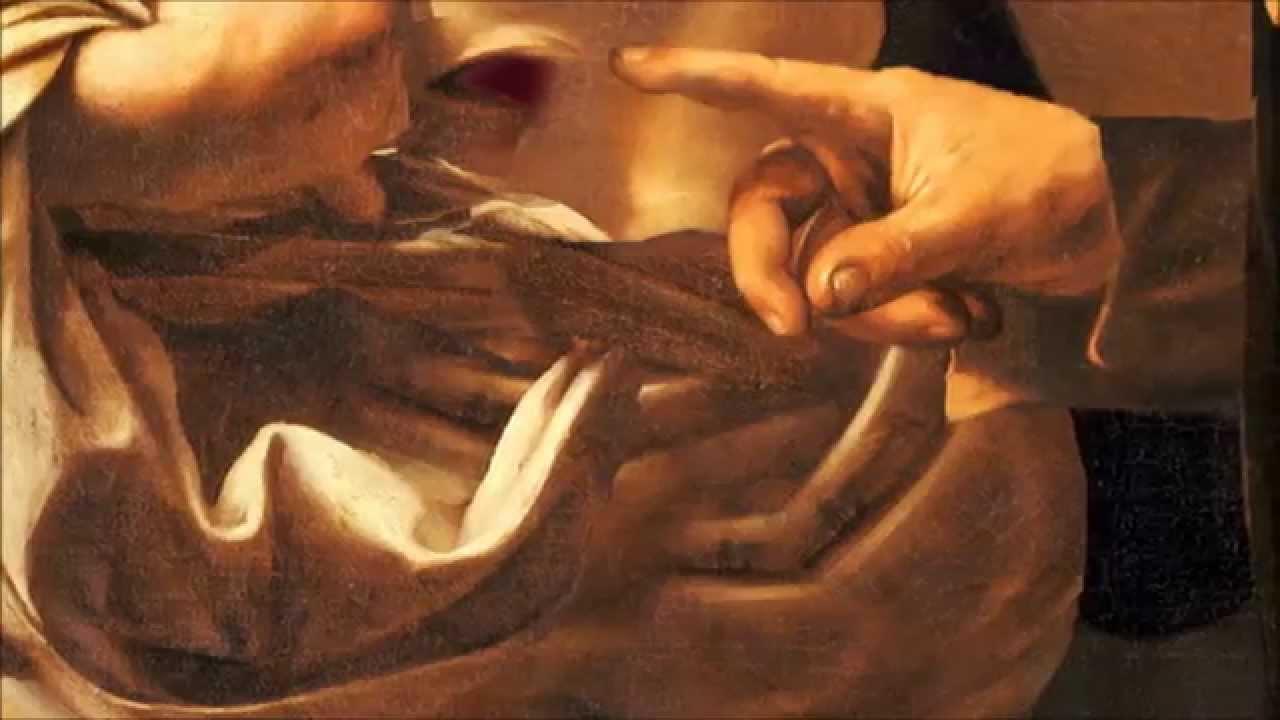 the incredulity of saint thomas Caravaggio the incredulity of saint thomas beethoven piano sonata no 14 grzegorz łodej.