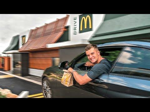 McDonalds PRANK   ESSEN BESTELLEN UND WIEDER FAHREN