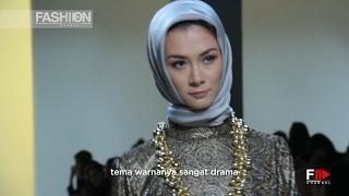 ANNIESA HASIBUAN  DRAMA  Fall/Winter 17 18 NYFW   Fashion Channel
