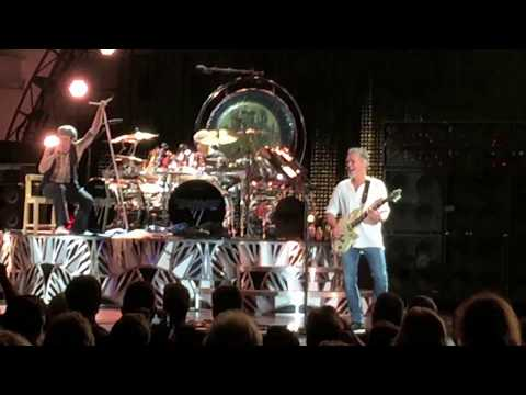 "Van Halen-Full Show ""Live in Los Angeles"" ""Hollywood bowl"" 10.4.15"