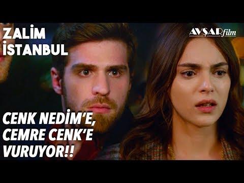 Cenk'ten Nedim'e Yumruk💥 Cemre'den Cenk'e Tokat🔥 - Zalim İstanbul 34. Bölüm