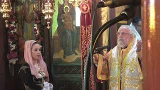 Ο Μητροπολίτης Βρυούλων στον Ι.Ν.Αγ.Χαραλάμπους Χανίων (2)