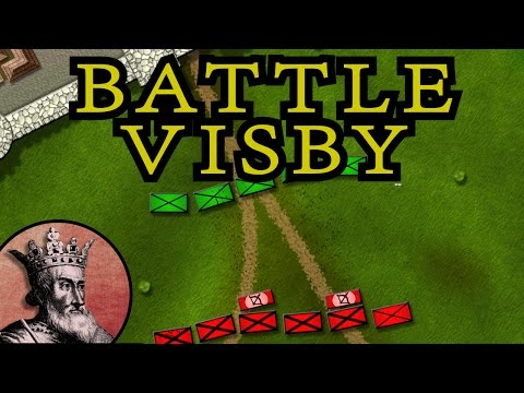 The Battle of Visby 1361 AD