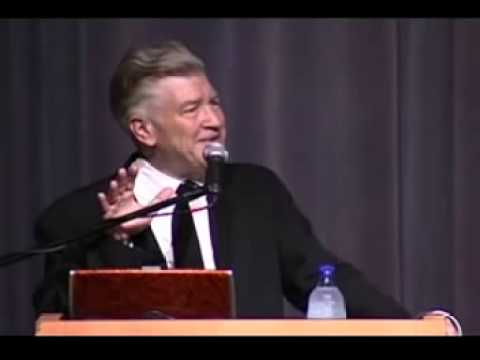 David Lynch on Consciousness 1