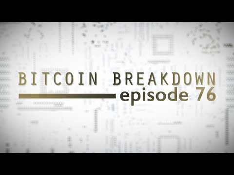 Cryptocurrency Alliance Bitcoin Breakdown | Episode 76 | Creeping Up On 3K Target |