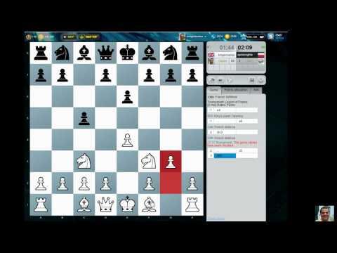 Chess World.net : 2012 02 15 - Legion of Pawns Two minute Tournament (Chessworld.net)