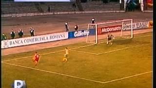 1997 (April 2) Lithuania 0-Romania 1 (World Cup Qualfiier)