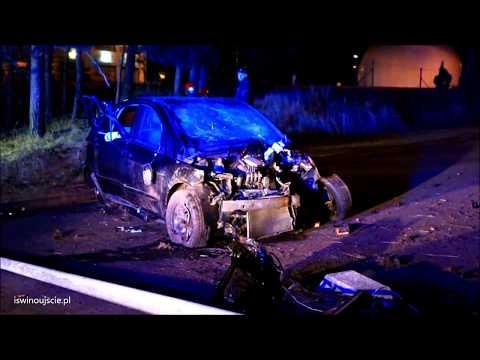 Wypadek w Świnoujsciu: Mimo długiej reanimacji 19-latek zmarł
