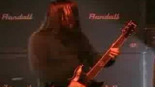 Mudvayne - Mercy Severity Live Philli 4-9-05!