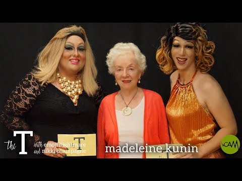 Governor Madeleine Kunin (Interview on The T with Emoji & Nikki)