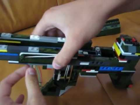 How To Build Lego Ak 47 Dailymotion Video