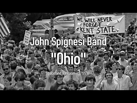 "John Spignesi Band - ""Ohio"""
