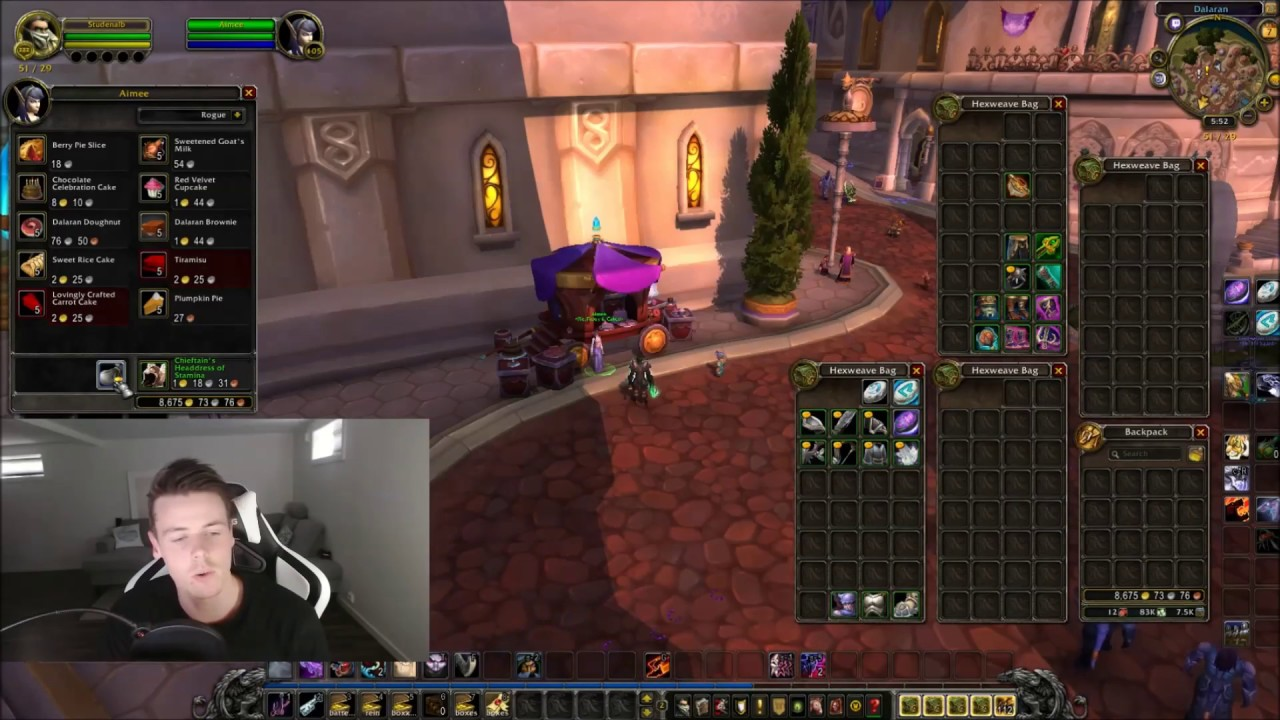My Favorite WOW Addon, and why YOU Should get it