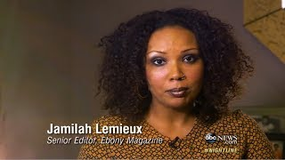 Jamilah Lemieux Is Embarassed In Front Of White Folks