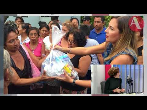 EPN y otros intentan posicionarse políticamente con la tragedia del terremoto: Dresser y Meyer