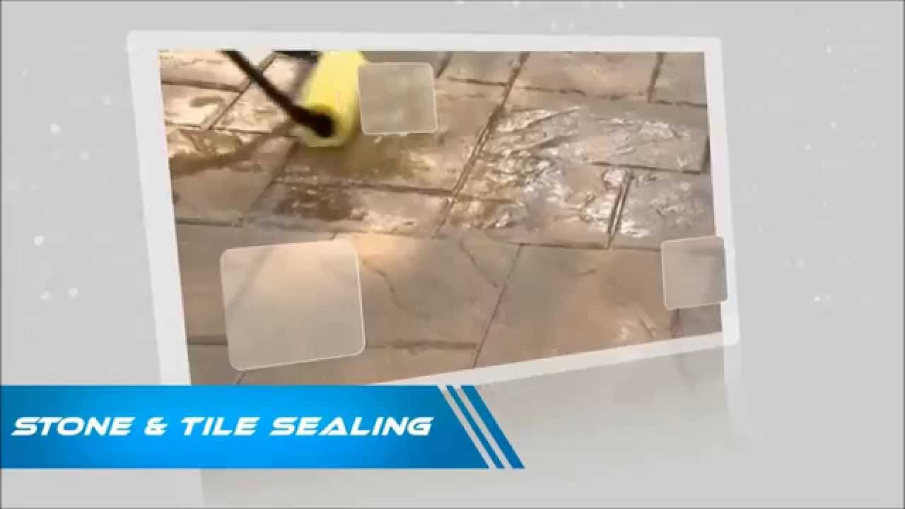 Cleaning And Sealing Travertine Tile Floor In Perth Wa Youtube