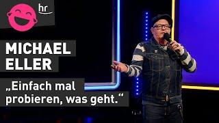 Michael Eller muss Gags machen