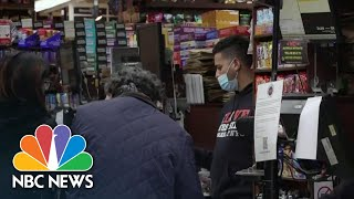 How To Stay Healthy When Bringing Home Groceries | NBC Nightly News