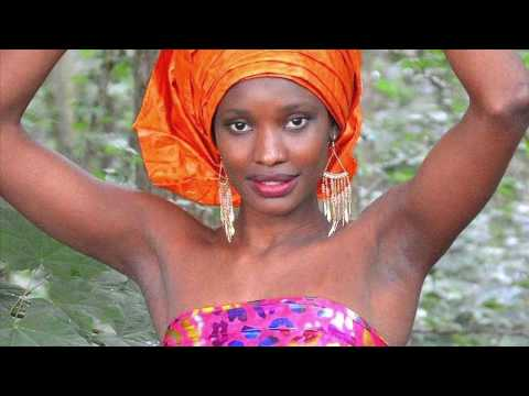 Attractions model agency presents Chaila, model from Guinea Bissau