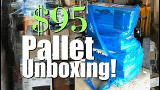 $95 Customer Returns Pallet | Make Money Selling on Facebook Marketplace