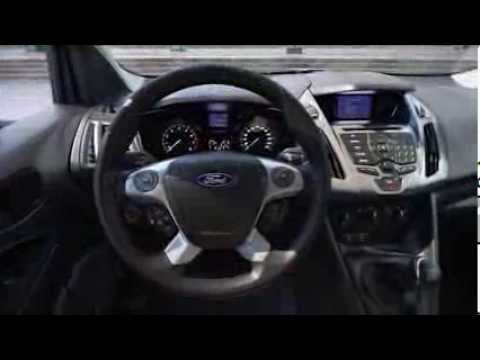 2014 Ford Transit Connect >> Ford Transit Connect 2014 interior - YouTube