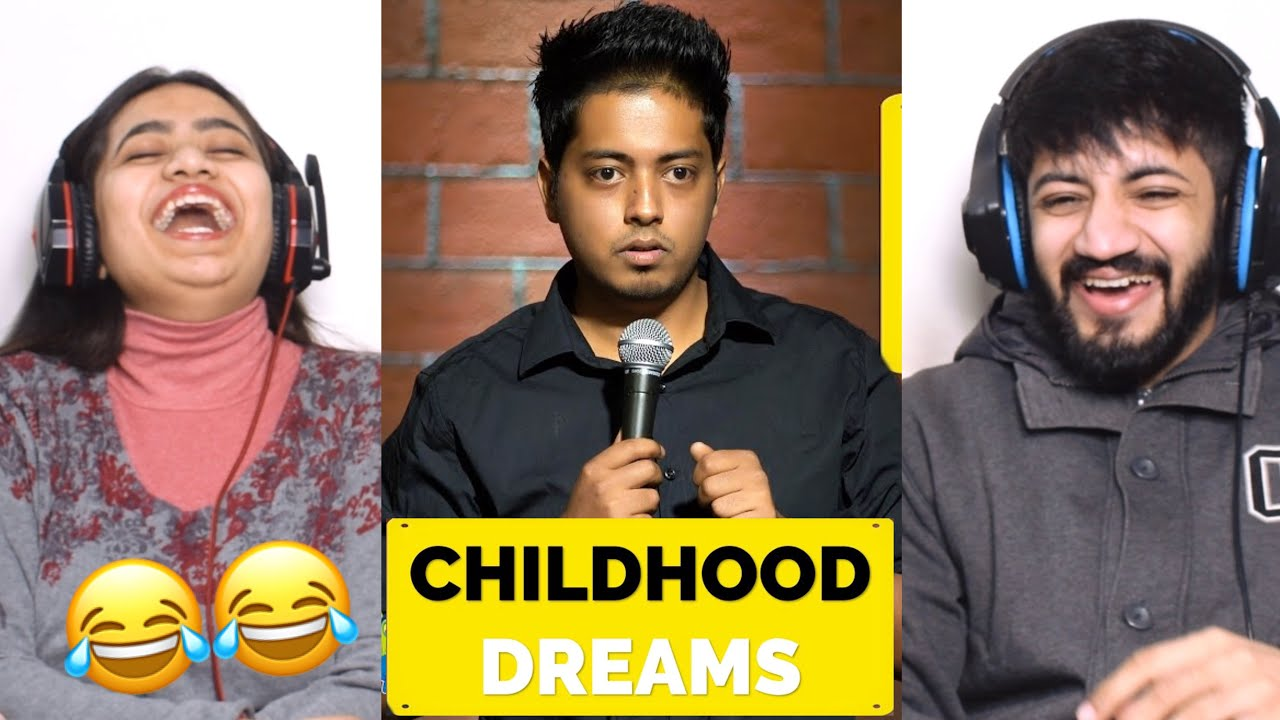Childhood Dreams   Aakash Gupta   Stand-up Comedy   Crowd Work Reaction   The Tenth Staar