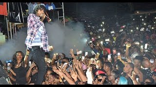ALKALINE First & Last Performance in Jamaica  Dancehall history {December 2016}