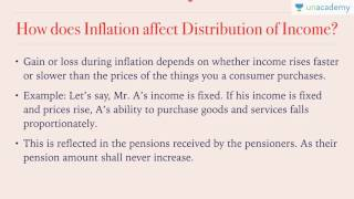 impact of inflation on indian economy