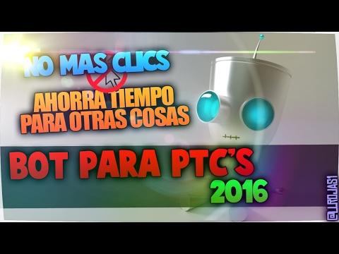 COMO INSTALAR BOT PARA PAGINAS PTC 2017 (GANA DINERO EN INTERNET)