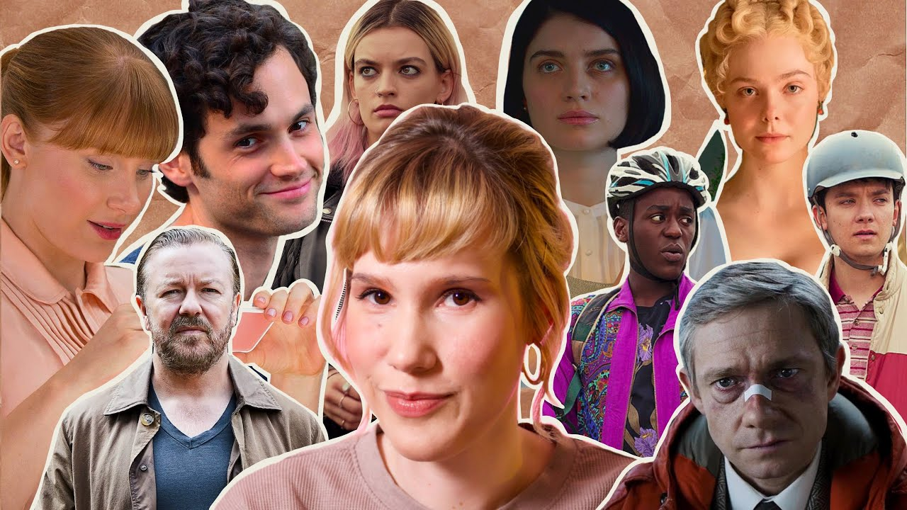 RECOMANDĂRI DE SERIALE (Netflix & HBO Go) l Human Habits