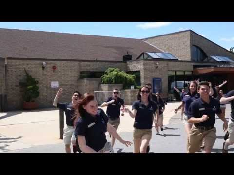 Hofstra University Orientation 2014 Wake Up Video