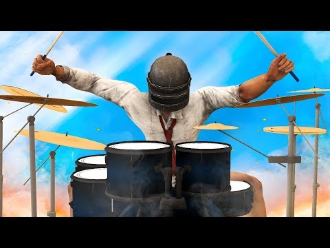 PUBG Animation: Random Teammates (SFM Animation)