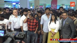 Sandakozhi 2 Celebrities Special Show at PVR ICON, VR Mall | Vishal | Varalaxmi | Vijaysethupathi