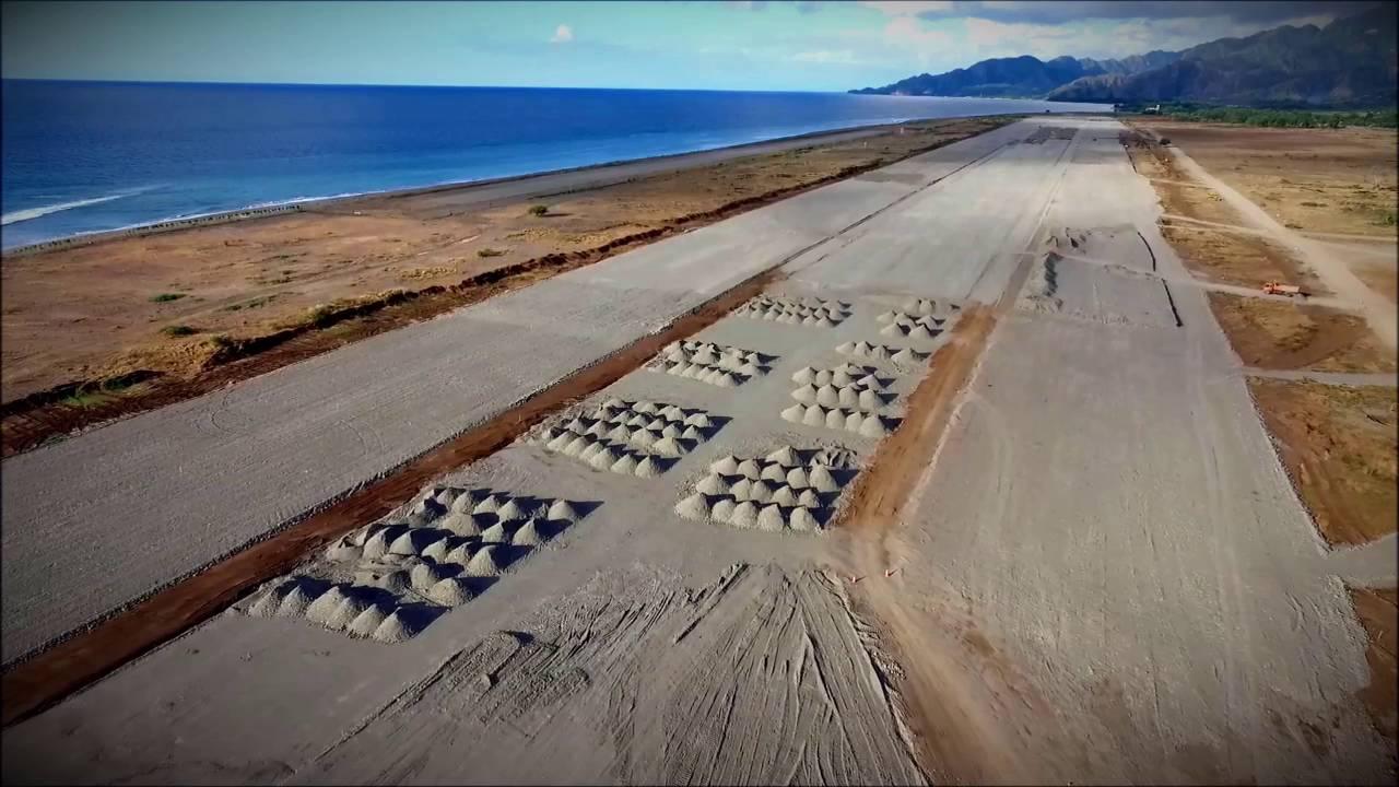 Aeroporto Dili : Primeiras imagens do aeroporto internacional oÉ cusse youtube