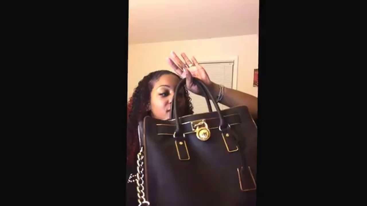 6d2622a674b9 Michael Kors Side-By-Side Handbag Comparison