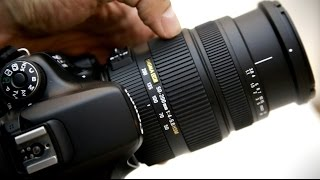 Sigma 50-200mm f/4-5.6 DC OS HSM lens review (with samples)
