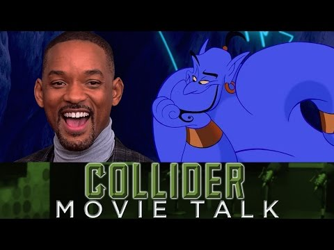 Will Smith May Be Aladdin's New Genie - Collider Movie Talk