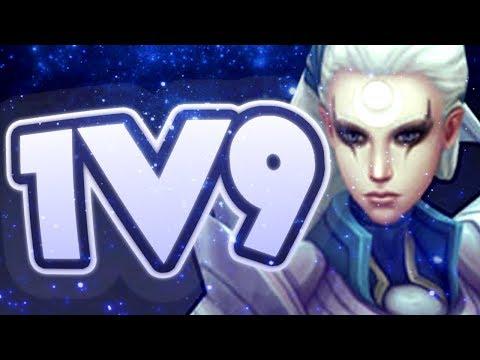 INSANE CHALLENGER DIANA COMEBACK! - League of Legends