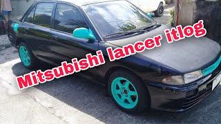 Mitsubishi lancer 1995 glxi restoration
