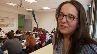 Le lycée Élie Vinet à Barbezieux, numéro un en Charente