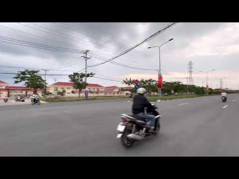 Bán đất đường Rừng Sác Bình Khánh Cần Giờ - mặt tiền đường giá cực rẻ hỗ trợ bank 80% LH: 0919282242