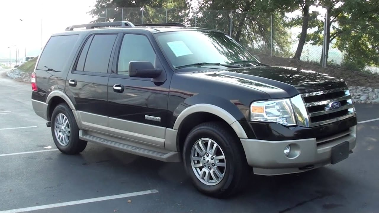 for sale 2008 ford expedition eddie bauer stk p5785 youtube. Black Bedroom Furniture Sets. Home Design Ideas