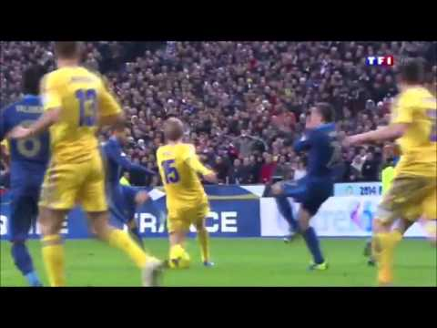 FranceUkraine 30 Qualifications Coupe Du Monde 2014 au Stade de France RMC
